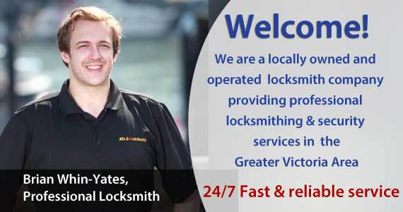 About Mr Locksmith