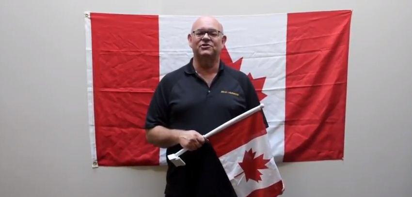 Happy 150th Birthday Canada Mr Locksmith Victoria Mr