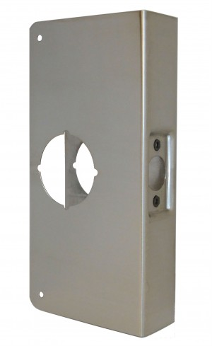 Reinforce Door With Schlage Deadbolt Installation Mr