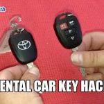 How To Separate Rental Car Keys #1  Mr. Locksmith blog