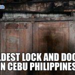 Oldest Lock and Door in Philippines   Mr. Locksmith Blog