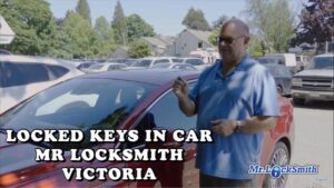 Locked Keys in Car New Victoria