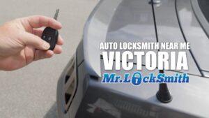 Auto Locksmith Near Me Victoria